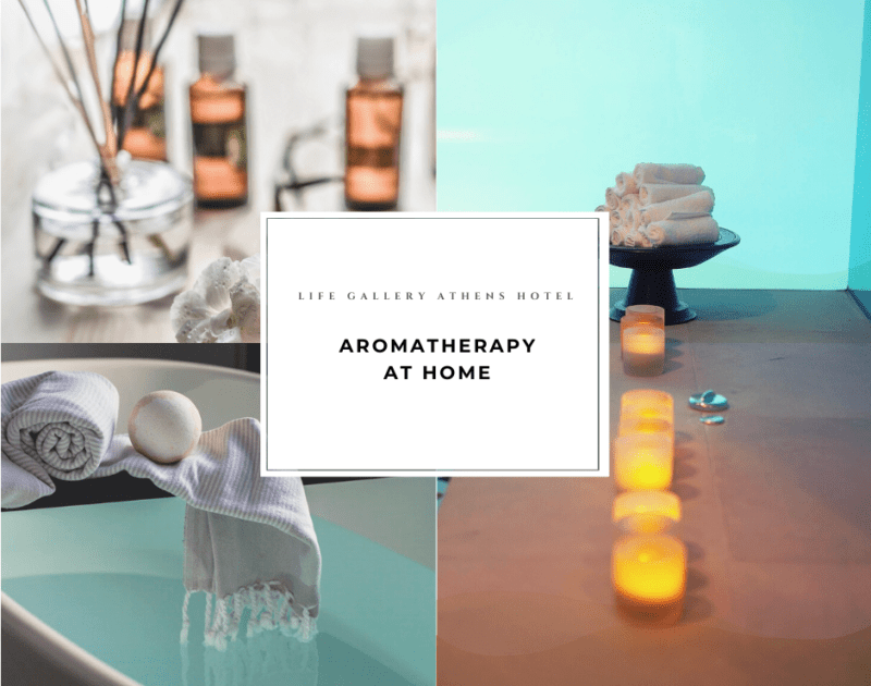 The wellness series: Aromatherapy